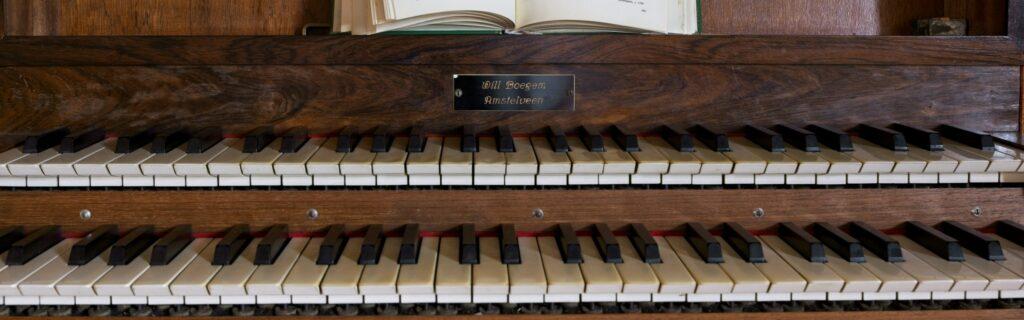 Lofdicht over de orgelbouwer Boegem en zijn orgel